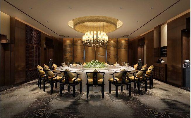 中式餐廳餐飲設計說明范文舉例
