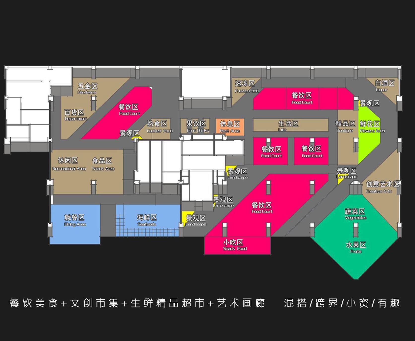 广场美食v广场济南5.13美食节位置图片